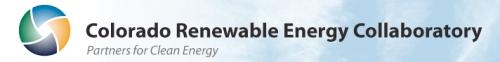 Advancing Renewable Energy with the Colorado Renewable Energy Collaboratory